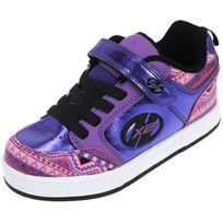 Heelys - Chaussures à roulettes X2 thunder purrple Violet 14954