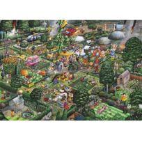 Gibsons - Puzzle 1000 pièces - j'aime jardiner