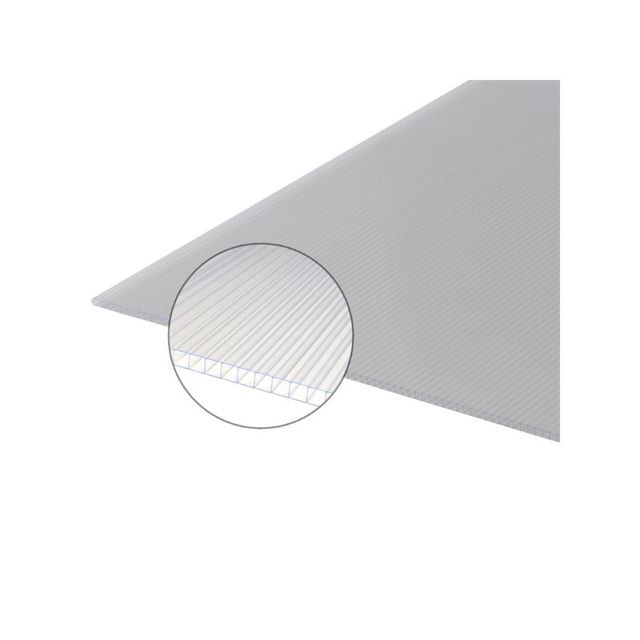 mccover plaque polycarbonate alv olaire 6mm pas cher. Black Bedroom Furniture Sets. Home Design Ideas