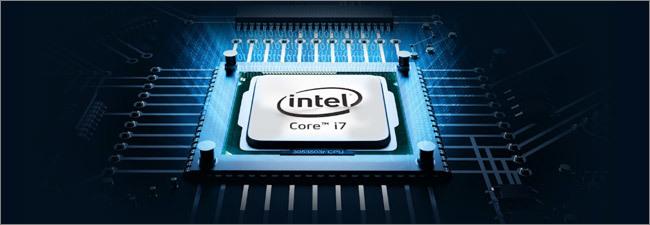 Processeur Intel Core i7 8th