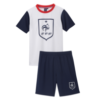 FFF - Ensemble maillot & short - France