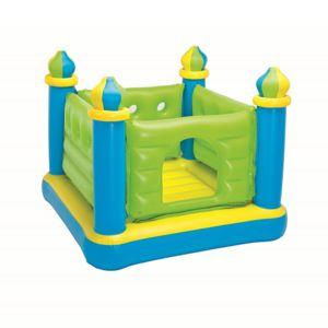 Intex trampoline gonflable en forme de ch teau pas - Chateau gonflable carrefour ...