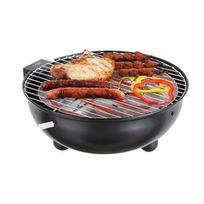 Be Nomad - Barbecue de table électrique noir 1250W - surface de cuisson 30cm