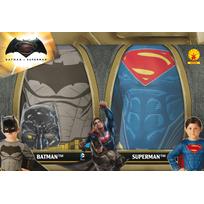 Dc Comics - Batman Vs Superman - Pack déguisement Batman et Superman - taille L - I-620433L