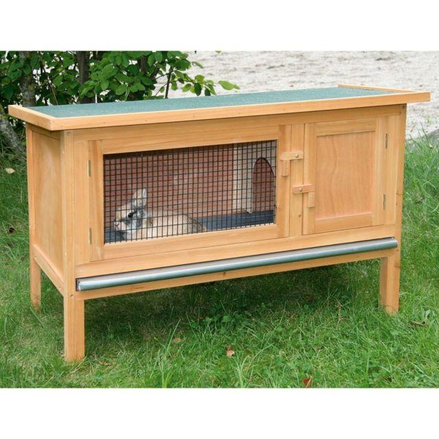 Kerbl Cage pour rongeurs Fred Bois Marron 82816
