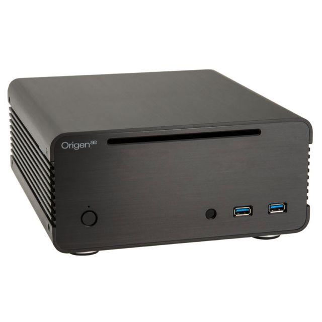 Origen AE Boitier Mini-ITX HTPC OrigenAE MM100 - Noir