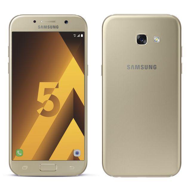 Samsung - Galaxy A5 - 32 Go - Or