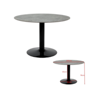 pied table design achat pied table design pas cher rue du commerce. Black Bedroom Furniture Sets. Home Design Ideas