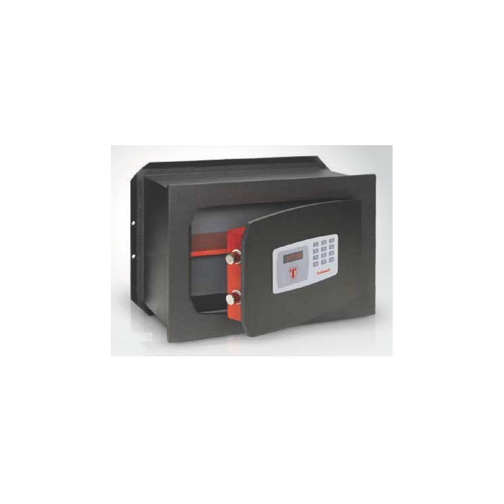TECHNOMAX - Coffre-fort encastrable à serrure électronique TE/4