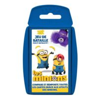 Winning Moves - Jeu de cartes bataille : Les Minions
