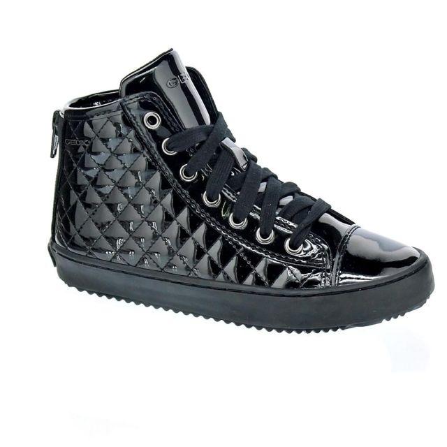 Kalispera Noir Chaussures Geox Fille Bottine Modele Girl KTF1Jlcu3