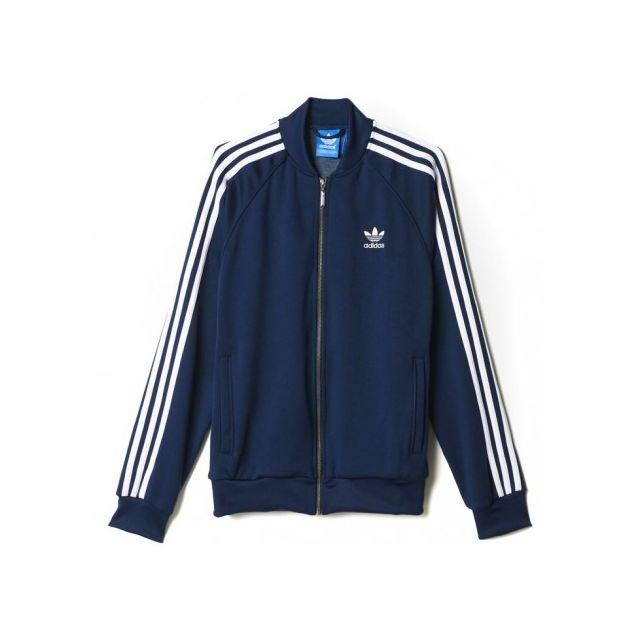 1b6e296daf2db Adidas originals - Veste Adidas - pas cher Achat   Vente Sweat homme ...