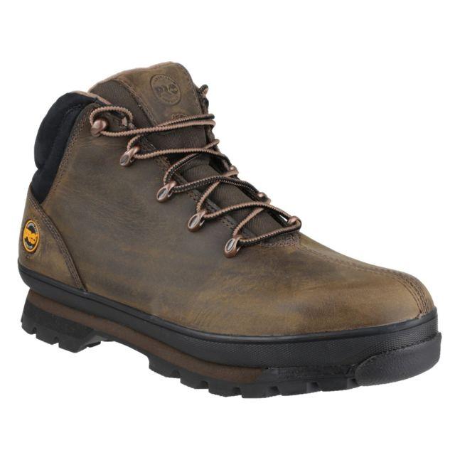 Pro Splitrock Pro Gaucho Chaussures de sécurité rembourrées Homme 40 Eu, Marron Utfs4070
