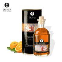 Shunga - Huile Aphrodisiaque Comestible Fantasme Orange