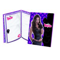 CHICA VAMPIRO - Journal intime avec fermeture magnétique - 6785