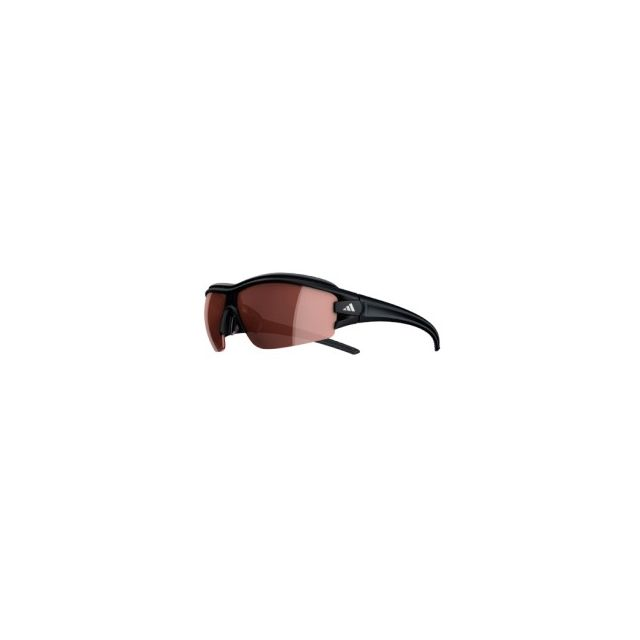 fcae2b733bc Adidas eyewear - Lunettes adidas evil eye halfrim pro noir mat avec verres  Polarized