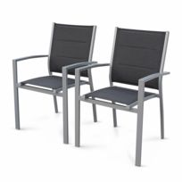 Chaise De Jardin Aluminium Pas Cher. Cool Chaise De Jardin Aluminium ...