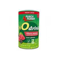 Punch Power - Biodrink Antioxydant Fruits Rouges Pot de 500 g