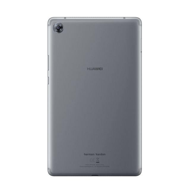 """HUAWEI MediaPad M5 - 8,4"""" - 32Go - Gris sidéral - Wifi Ecran 8,4"""" (2560x1600) - Caméra arrière 13MPx - Caméra avant 8MPx - Port Micro SD - Autonomie 10h"""