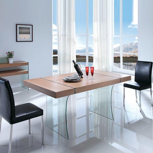 Meubler Design Table à manger design Woody