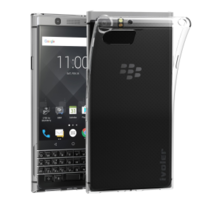 BlackBerry - Coque Transparente Souple Pour Keyone