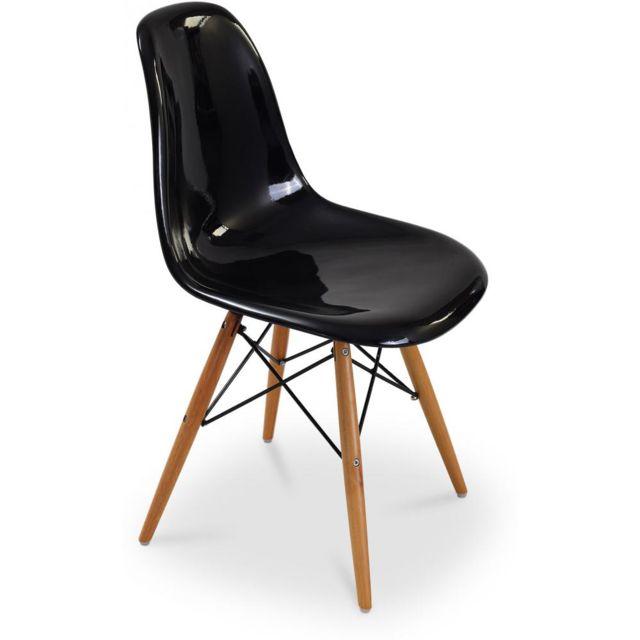 Privatefloor chaise transparente dsw pas cher achat vente chaises rueducommerce - Chaise transparente couleur ...