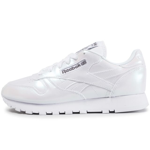 the best attitude 1a1d2 c3263 Reebok - Classic Leather Pp Blanche