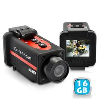 Yonis - Caméra sport Full Hd 1080p grand angle étanche 16 Go