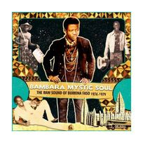 Analog - Analog Africa N10 Bambara Mystic Soul - Burkina Faso 74-79