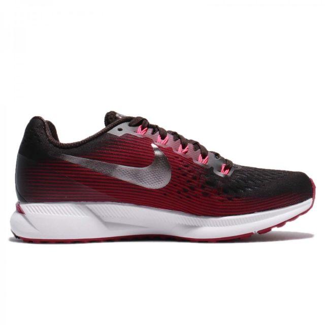 2cb53bb3458 Nike - Chaussure de running Air Zoom Pegasus 34 - Ah7949-200 Marron - 41 - pas  cher Achat   Vente Baskets femme - RueDuCommerce