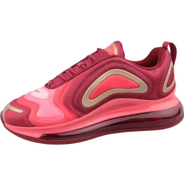 Nike Air Max 720 Gs Aq3195 600 Rouge pas cher Achat