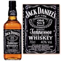 Jack Daniels - Jack Daniel's N7 70cl