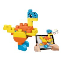 Chicco - Blocs de construction App Toys : Dinosaure