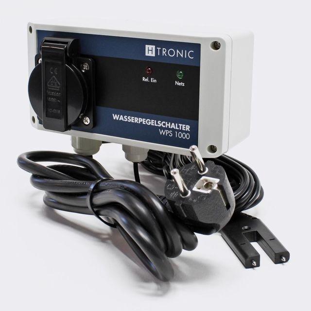 Helloshop26 Interrupteur de niveau d'eau capteur d'eau 1000 Watts 4216100
