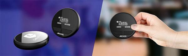 Portefeuille électronique Safe-T mini Archos Noir