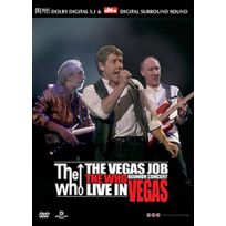 Warner Vision - The Who - The Vegas Job Reunion Concert Live in Vegas