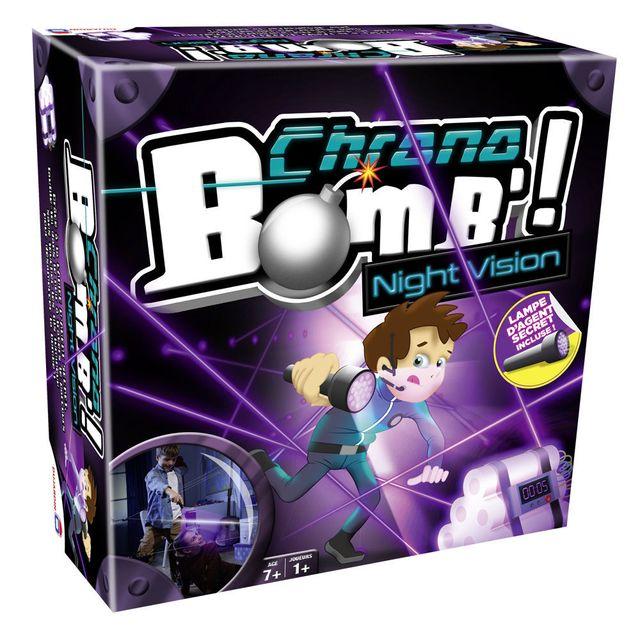 DUJARDIN Chrono Bomb' ! Night Vision - 41305