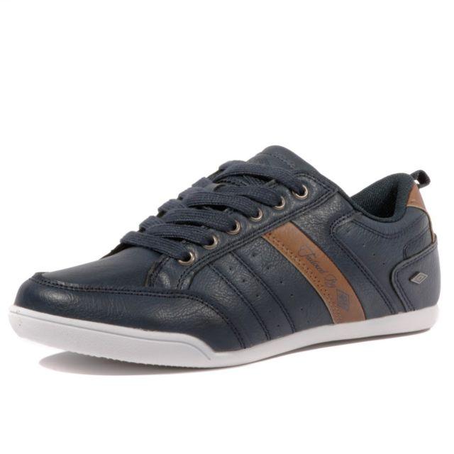 Umbro Fully Jun Garçon Chaussures Marine Multicouleur 37