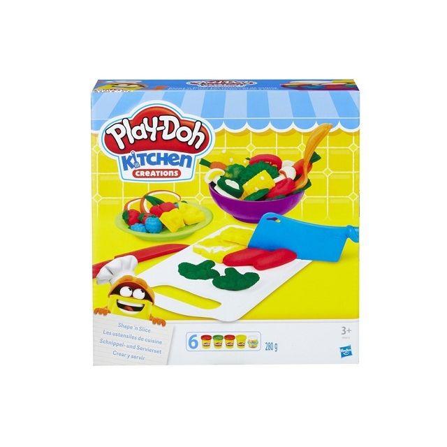 Play Doh Les Ustensiles De Cuisine Pate A Modeler Pas Cher Achat