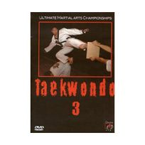 Quantum - Ultimate Martial Arts Championships - Taekwondo 3 Import anglais