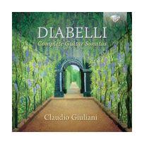 Brilliant Classics - Sonates pour guitare - Intégrale