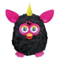 Furby - A40381010 - Jeu Electronique - Cool - Punky Pink - Noir/ROSE