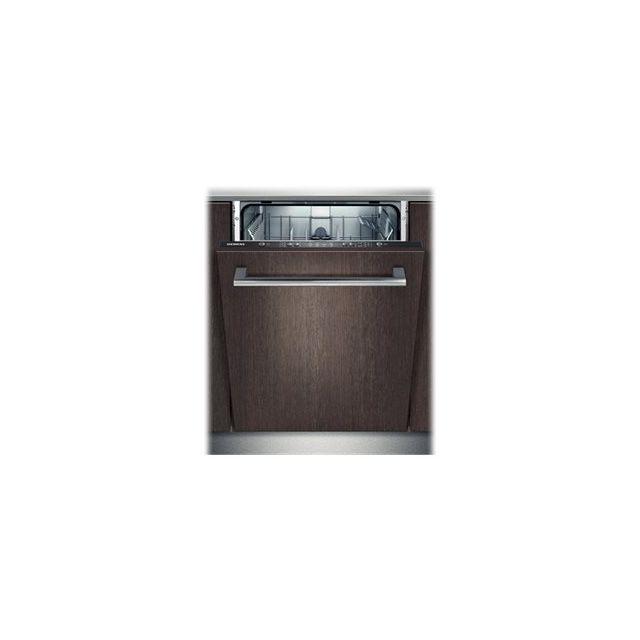 SIEMENS lave-vaisselle 60cm 12 couverts a+ tout intégrable - sx64d004eu