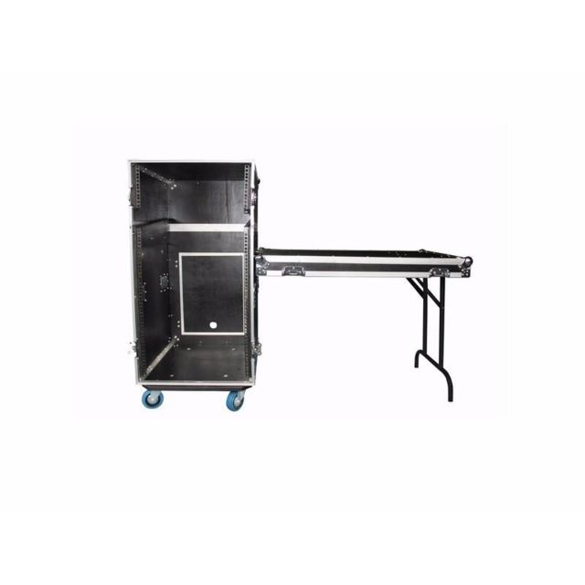 Power Acoustics - Fly Betonex - Fc Mobil Dj Case - Régie Multiple Betonex Dj