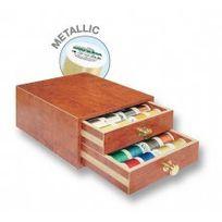 Madeira - Petit coffret de fils Metallic No. 40 Art. No. 81
