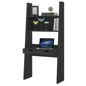 alin a yolo bureau tag res gris 2 tiroirs h186cm. Black Bedroom Furniture Sets. Home Design Ideas