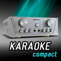SKYTRONIC - Ampli Hifi Stereo Home Cinema Karaoke LED