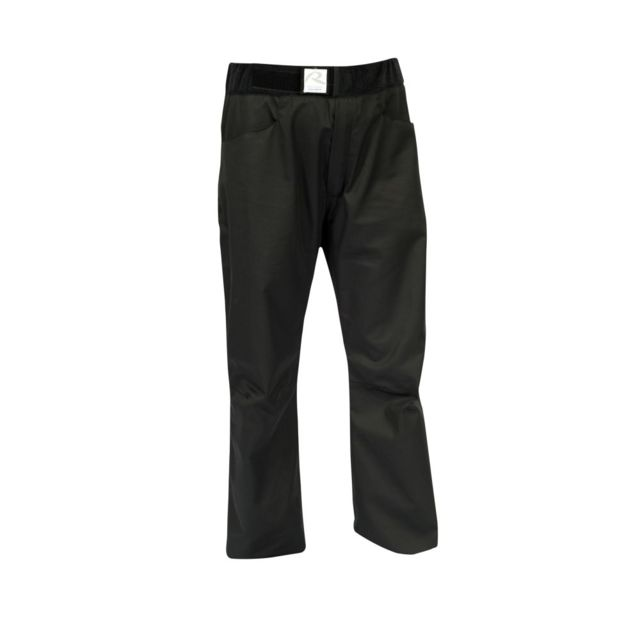 Robur Pantalon de cuisine ceinture éponge élastiquée Arenal