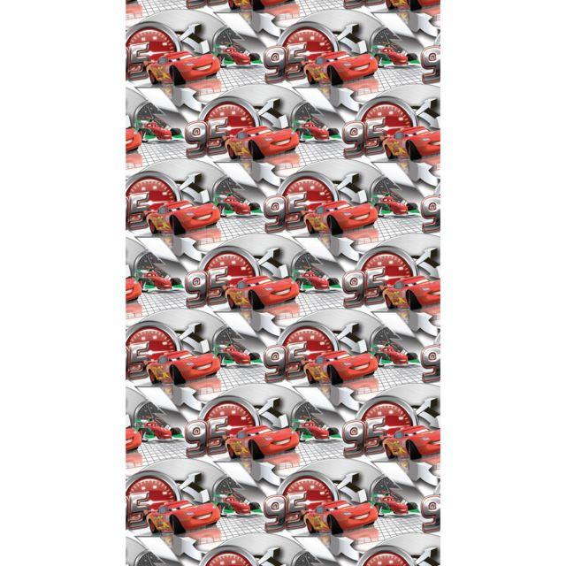 Bebe Gavroche - Rideau occultant taille L Cars Flash McQueen sur ...