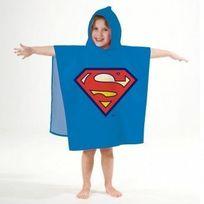 Superman - Cape de Bain City Flash - 60 x 60 cm
